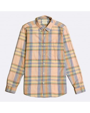 Far Afield - Chemise Madras Boutonnée - Portinatx Check Far Afield - 1