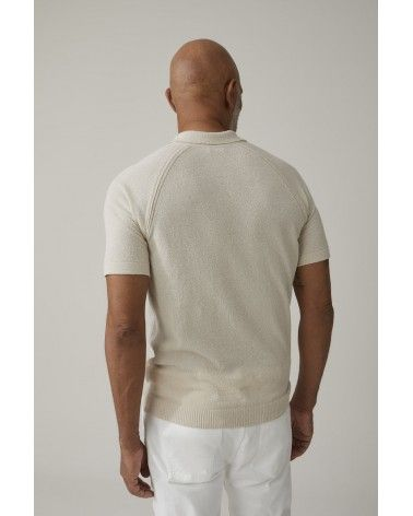 Closed - Polo Fine Maille Italienne - Beige Closed - 6