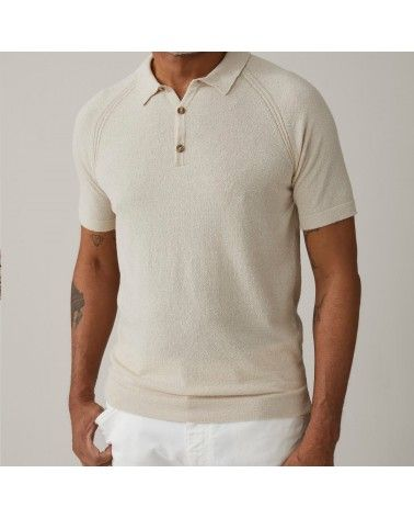 Closed - Polo Fine Maille Italienne - Beige Closed - 2