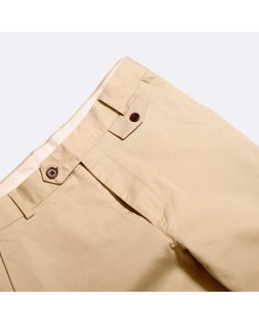 Far Afield - Pantalon Tricker Chino Slim - Beige Far Afield - 2
