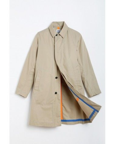 Homecore - Humphrey Coat - Trench Réversible - Beige Homecore - 3