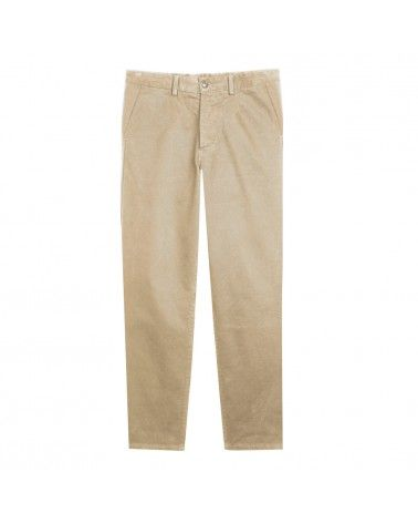Homecore - Pantalon Chino Pyrus Twill - Beige Homecore - 1