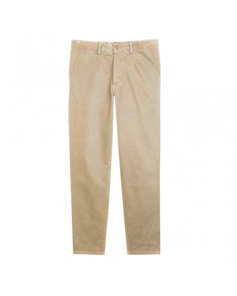 Homecore - Pantalon Chino Pyrus Twill - Beige Homecore - 1