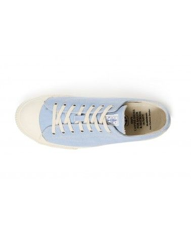 Catch Ball x East Harbour Surplus - Sneakers Basses - Marina Blue Catch Ball x EHS - 2