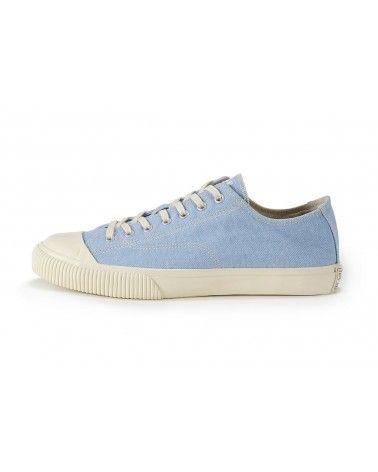 Catch Ball x East Harbour Surplus - Sneakers Basses - Marina Blue Catch Ball x EHS - 1