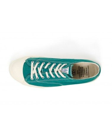 Catch Ball x East Harbour Surplus - Sneakers Basses - Palmtree Green Catch Ball x EHS - 2