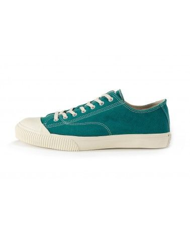 Catch Ball x East Harbour Surplus - Sneakers Basses - Palmtree Green Catch Ball x EHS - 1