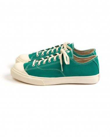 Catch Ball x East Harbour Surplus - Sneakers Basses - Palmtree Green Catch Ball x EHS - 6