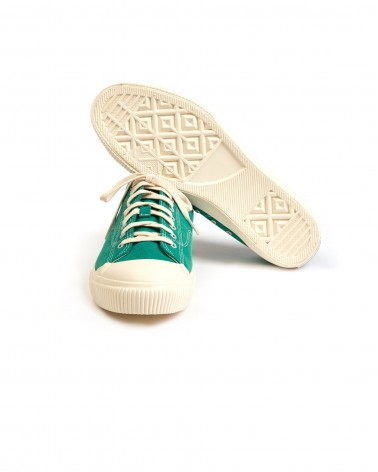 Catch Ball x East Harbour Surplus - Sneakers Basses - Palmtree Green Catch Ball x EHS - 7