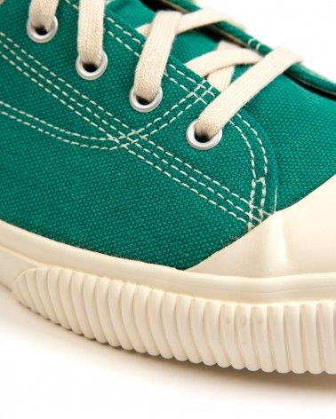 Catch Ball x East Harbour Surplus - Sneakers Basses - Palmtree Green Catch Ball x EHS - 5