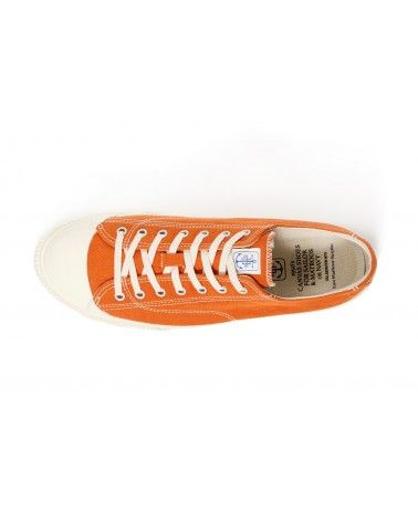 Catch Ball x East Harbour Surplus - Sneakers Basses - Twilight Orange Catch Ball x EHS - 2