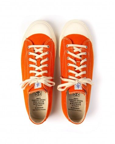 Catch Ball x East Harbour Surplus - Sneakers Basses - Twilight Orange Catch Ball x EHS - 9