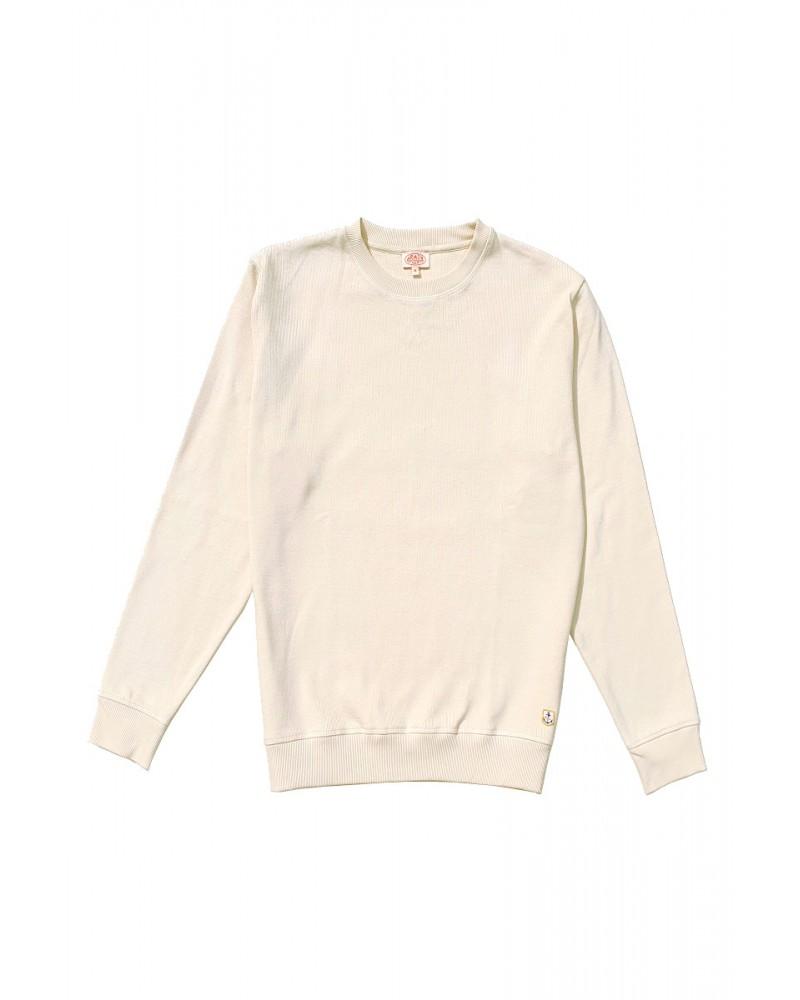 Armor Lux - Sweatshirt Héritage - Blanc Nature Armor Lux - 1