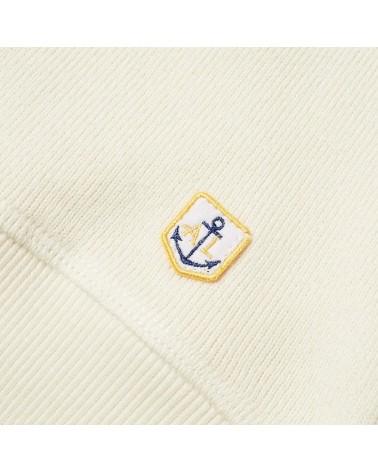 Armor Lux - Sweatshirt Héritage - Blanc Nature Armor Lux - 6