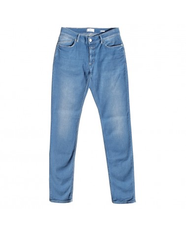 Closed - Jean Unity Slim - Mid Blue Denim Closed - 1