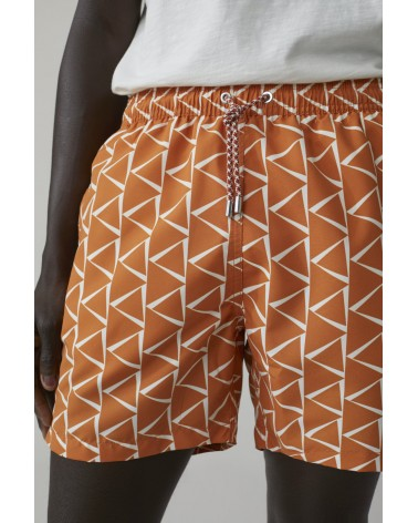 Closed - Maillot de Bain Imprimé - Orange Tangerine Closed - 8