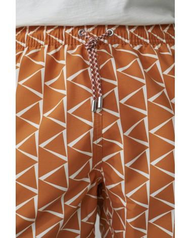 Closed - Maillot de Bain Imprimé - Orange Tangerine Closed - 7