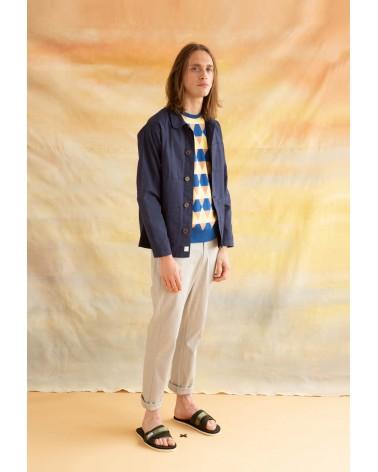 Far Afield - Pantalon Tricker Chino Slim - Beige Far Afield - 13