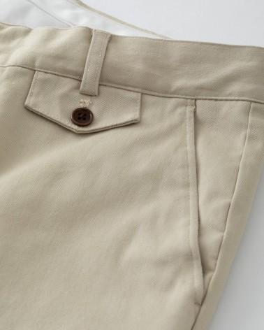 Far Afield - Pantalon Tricker Chino Slim - Beige Far Afield - 8