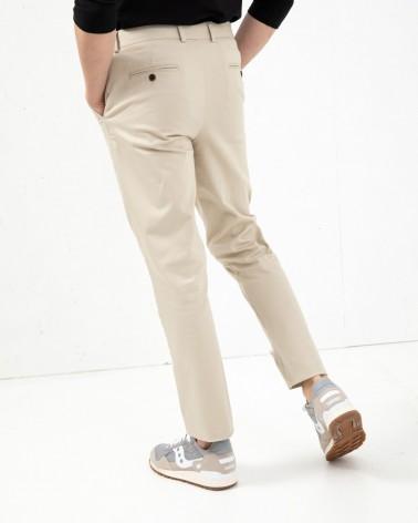 Far Afield - Pantalon Tricker Chino Slim - Beige Far Afield - 5