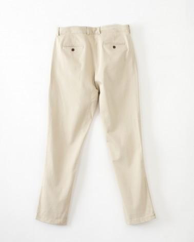 Far Afield - Pantalon Tricker Chino Slim - Beige Far Afield - 7