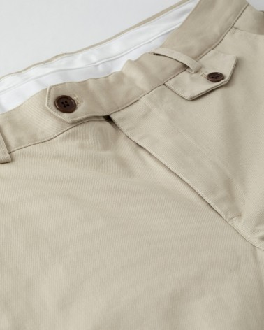 Far Afield - Pantalon Tricker Chino Slim - Beige Far Afield - 10