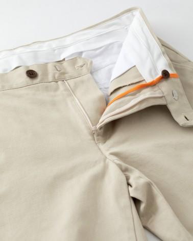 Far Afield - Pantalon Tricker Chino Slim - Beige Far Afield - 9
