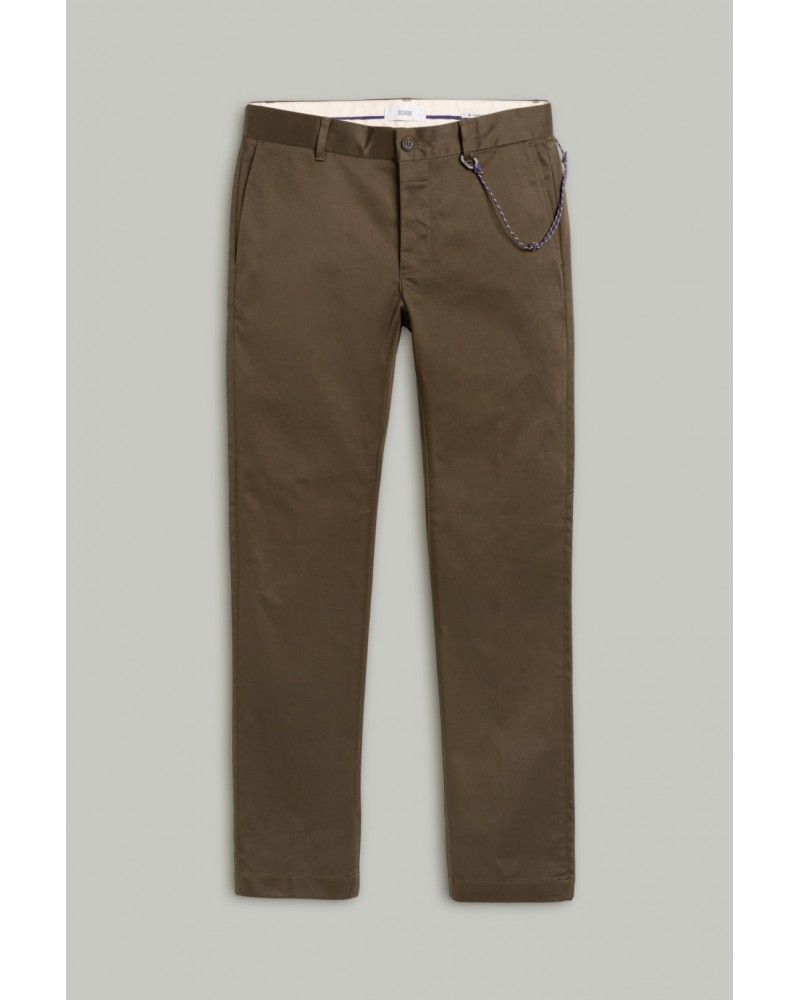 Closed - Chino Clifton Slim Sea Tangle Closed - 1