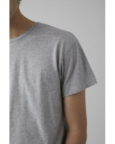 Closed - T-shirt Jersey Coton - Gris Closed - 4