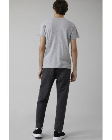 Closed - T-shirt Jersey Coton - Gris Closed - 5