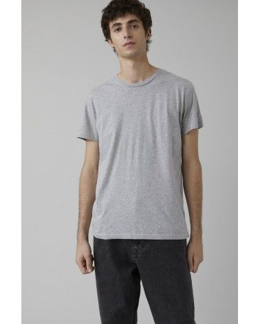 Closed - T-shirt Jersey Coton - Gris Closed - 2
