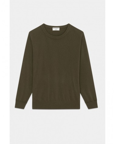 Editions M.R - Pull John - Vert Olive Editions M.R - 1