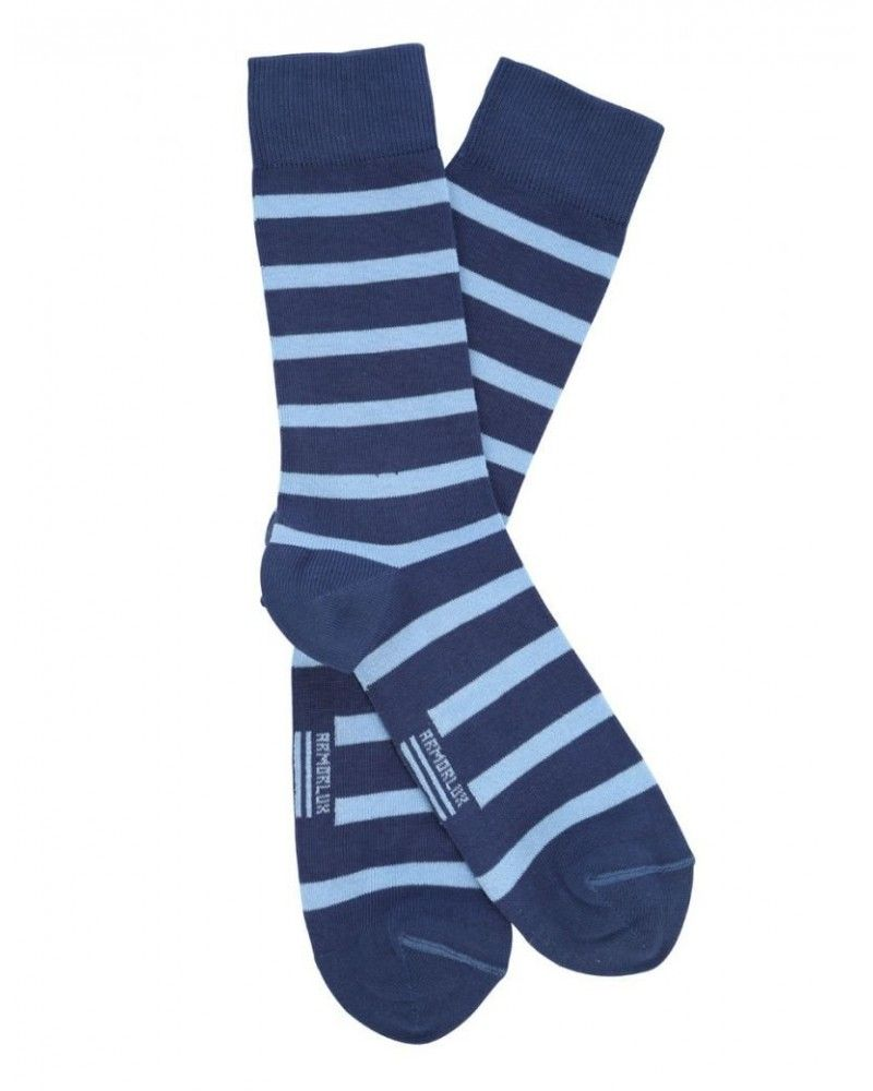 Armor Lux - Chaussettes rayées - Ink River Armor Lux - 1