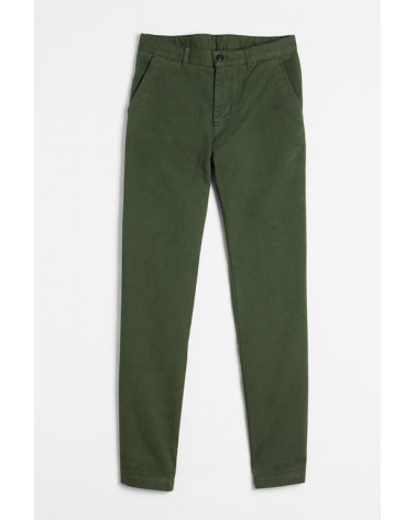 Homecore - Pantalon Lynch Twill - Coton - Vert Crocodile Homecore - 1