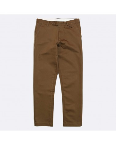 Far Afield - Pantalon Chino Tricker - Marron Far Afield - 1