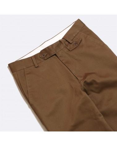 Far Afield - Pantalon Chino Tricker - Marron Far Afield - 5