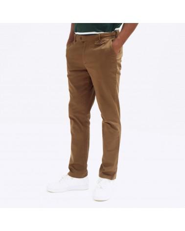 Far Afield - Pantalon Chino Tricker - Marron Far Afield - 2