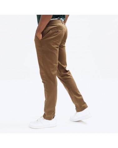 Far Afield - Pantalon Chino Tricker - Marron Far Afield - 3