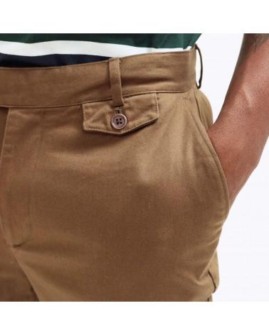 Far Afield - Pantalon Chino Tricker - Marron Far Afield - 4