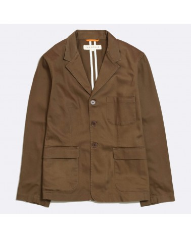Far Afield - Veste Blazer Barbet - Marron Far Afield - 1