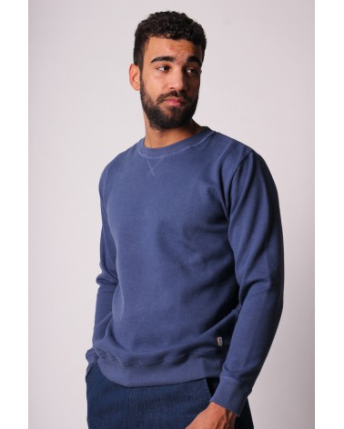 Armor Lux - Sweatshirt Héritage - Bleu Délavé Armor Lux - 2