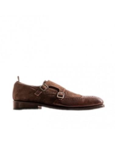 Labuta - Chaussures Monge Daim & Cuir - Marron Labuta - 1