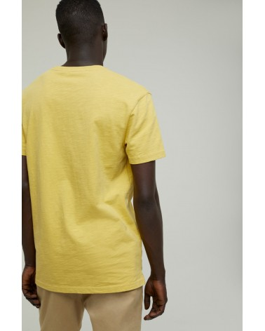 Closed - T-shirt Brodé - Jaune Egg Nog Closed - 5