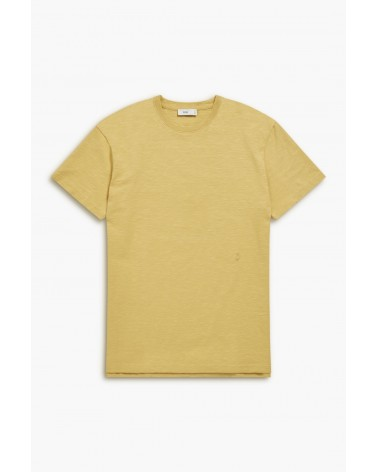 Closed - T-shirt Brodé - Jaune Egg Nog Closed - 8