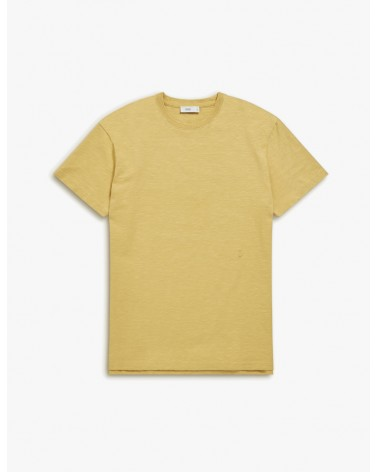 Closed - T-shirt Brodé - Jaune Egg Nog Closed - 1