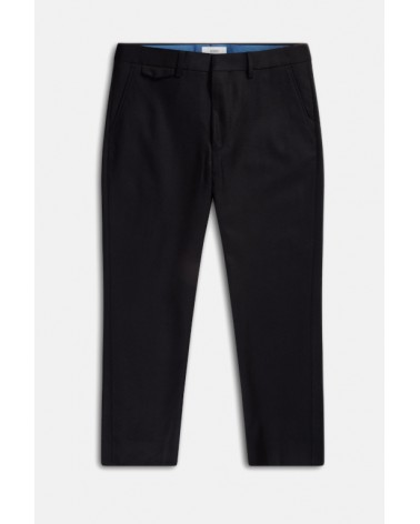 Closed - Pantalon Atelier Tapered - Laine Vierge - Noir Closed - 1