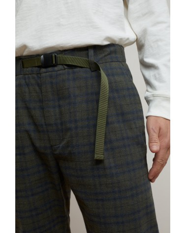 Closed - Buckle Pant - Relaxed Fit - Carreaux Closed - 5