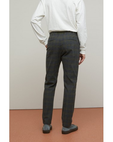 Closed - Buckle Pant - Relaxed Fit - Carreaux Closed - 6