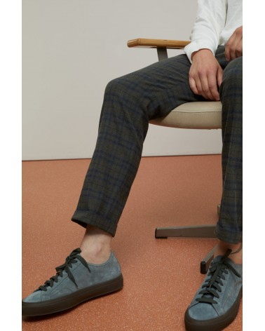 Closed - Buckle Pant - Relaxed Fit - Carreaux Closed - 7