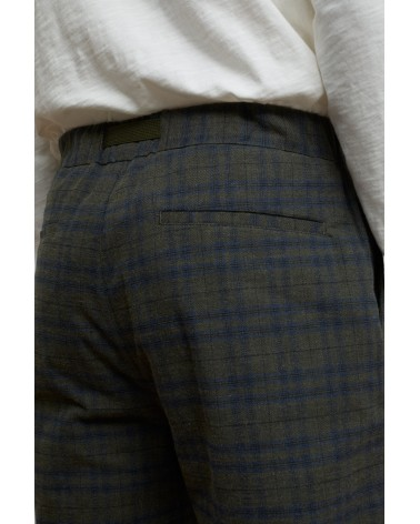 Closed - Buckle Pant - Relaxed Fit - Carreaux Closed - 8